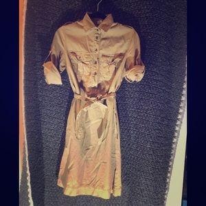 JCrew excursion dress